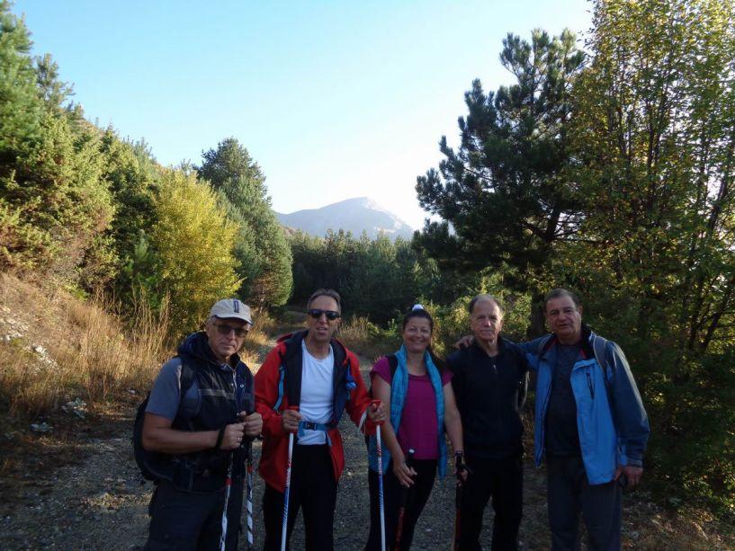 Με τους Ορειβάτες Βέροιας στη Μικρή Τζένα (2068μ.)