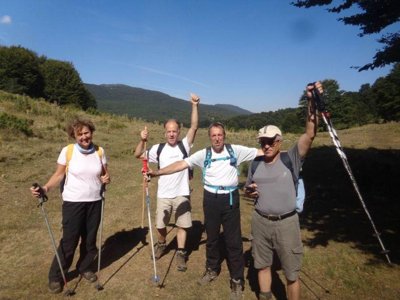 Οι Ορειβάτες Βέροιας στους Ταξιάρχες, Nτορντόπολη και 3-5 Πηγάδια