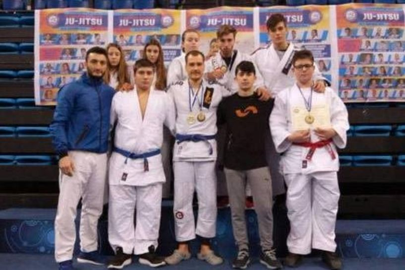 Διακρίσεις του Α.Σ Ρωμιού στο Πανελλήνιο Πρωτάθλημα Ζίου-Ζίτσου
