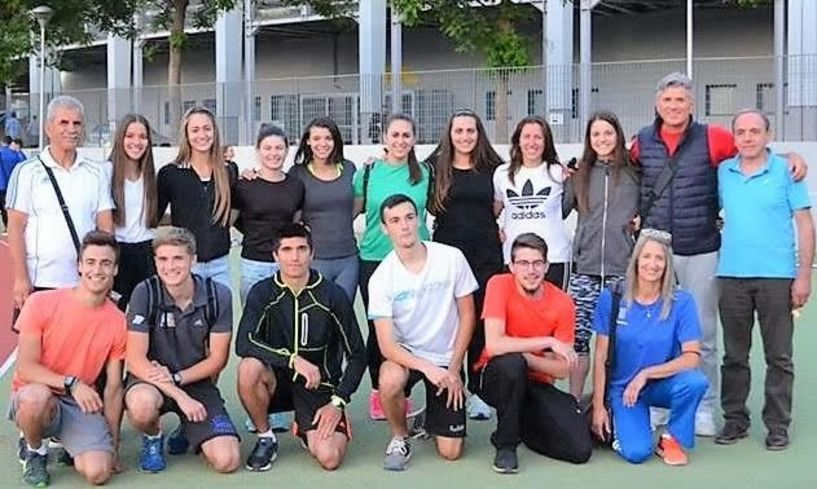 Δύο χρυσά για τη ΓΕ Νάουσας  στο διασυλλογικό της Θεσσαλονίκης