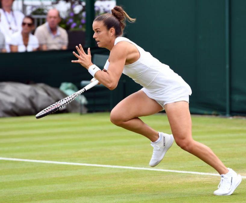 Πρόωρος και άδοξος αποκλεισμός  της Μαρίας Σάκκαρη από το Wimbledon