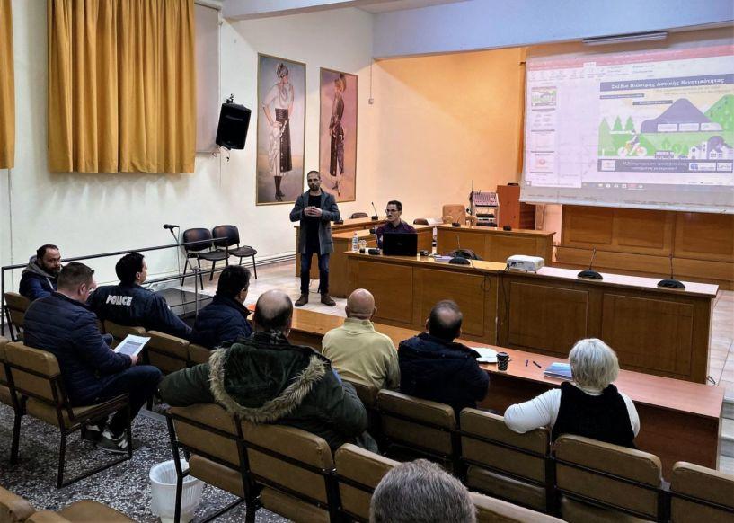 Δεύτερη Θεματική Διαβούλευση του Σχεδίου Βιώσιμης Αστικής Κινητικότητας (ΣΒΑΚ) της Αλεξάνδρειας