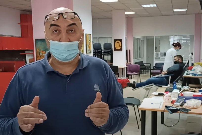 Πως μπορώ να δώσω αίμα; Δείτε το βίντεο του τμήματος Αιμοδοσίας του Νοσοκομείου Βέροιας!