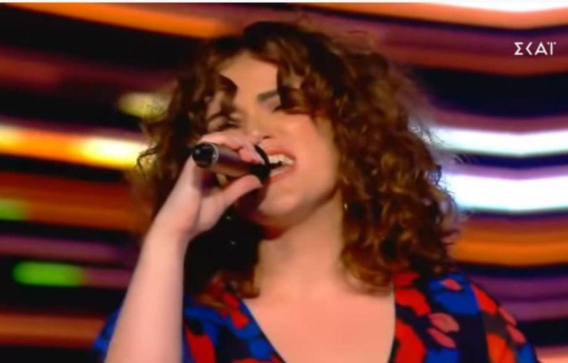 The Voice:  Η ώρα των battles για την Αθηνά Βέρμη από τη Νάουσα!