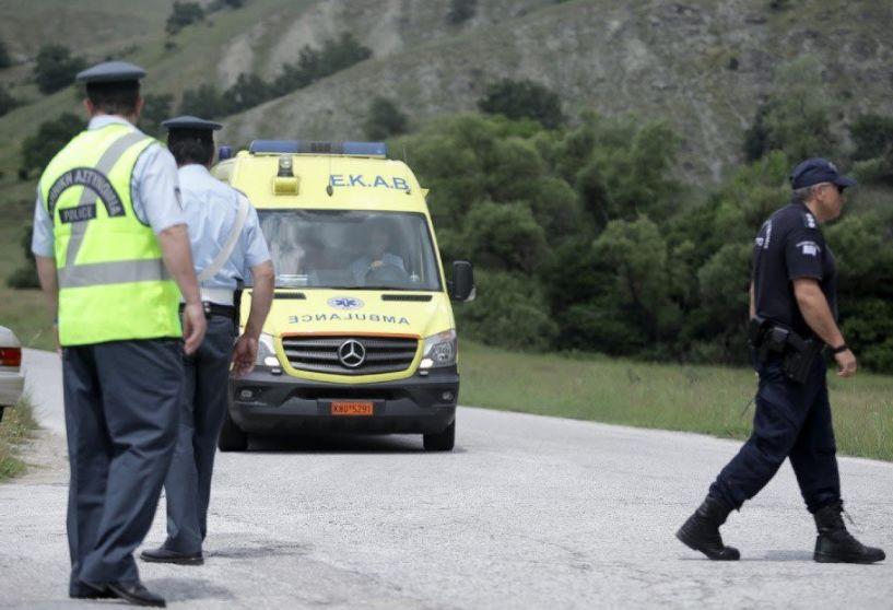 Τραγωδία στην Πέλλα: Νεκρό 10χρονο αγοράκι που καταπλακώθηκε από κλάρκ