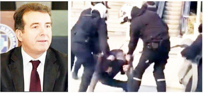 Ακριβώς  υπουργέ, η  αστυνομική βία δεν δικαιολογείται… Να το δούμε όμως!