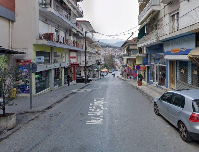 Βέροια: Εναλλάξ κυκλοφορία οχημάτων αύριο στην Μ. Αλεξάνδρου