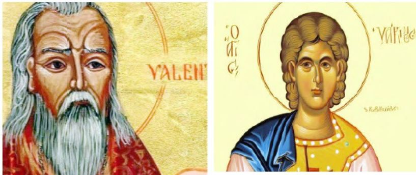 Τα Λαογραφικά μας Άγιος Βαλεντίνος ή Άγιος Υάκινθος Μύθοι – θρύλοι – πραγματικότητα