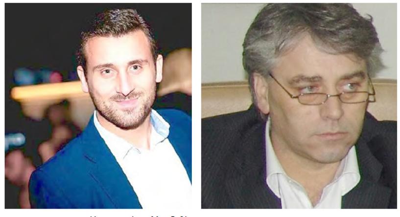 Ελευθέριος Αβραμόπουλος και Κίμων Παράσχου, νέοι διοικητής στις δομές φιλοξενίας προσφύγων Βέροιας και  Αλεξάνδρειας