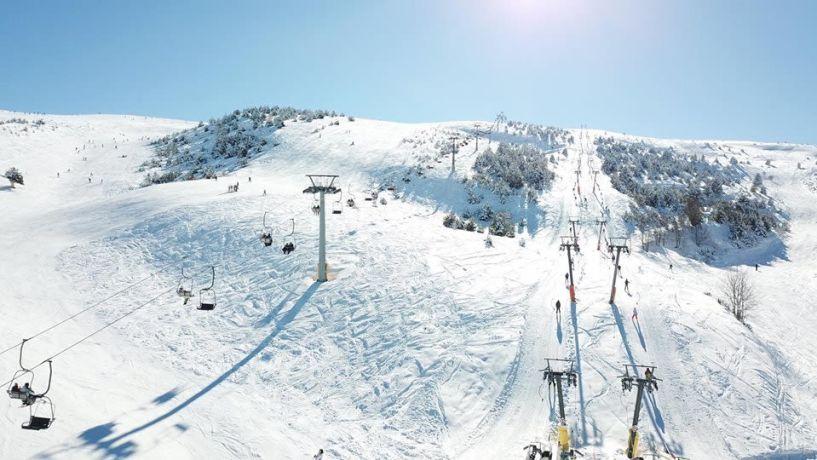 Σε πλήρη λειτουργία το Χιονοδρομικό Κέντρο Σελίου για το Σαββατοκύριακο 2-3 Φεβρουαρίου