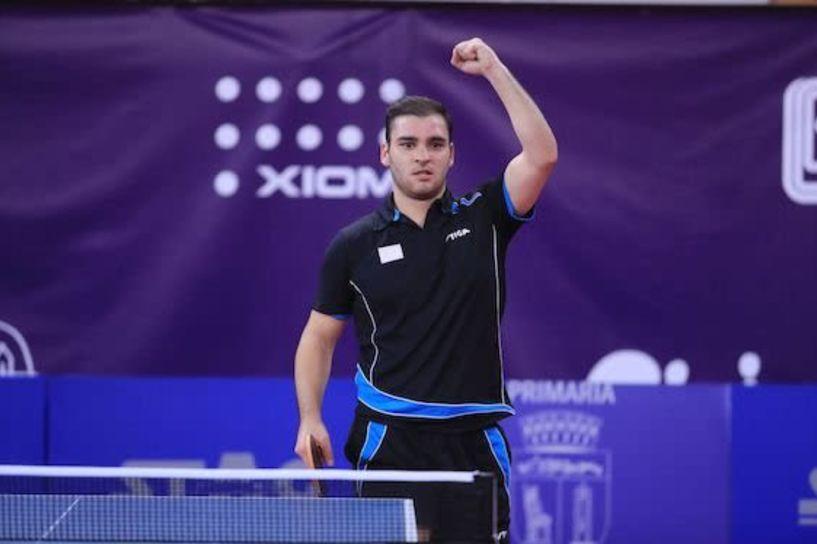 Πινγκ-Πονγκ: Πρωταθλητής Ευρώπης στο απλό νέων για δεύτερη συνεχή χρονιά ο Σγουρόπουλος!