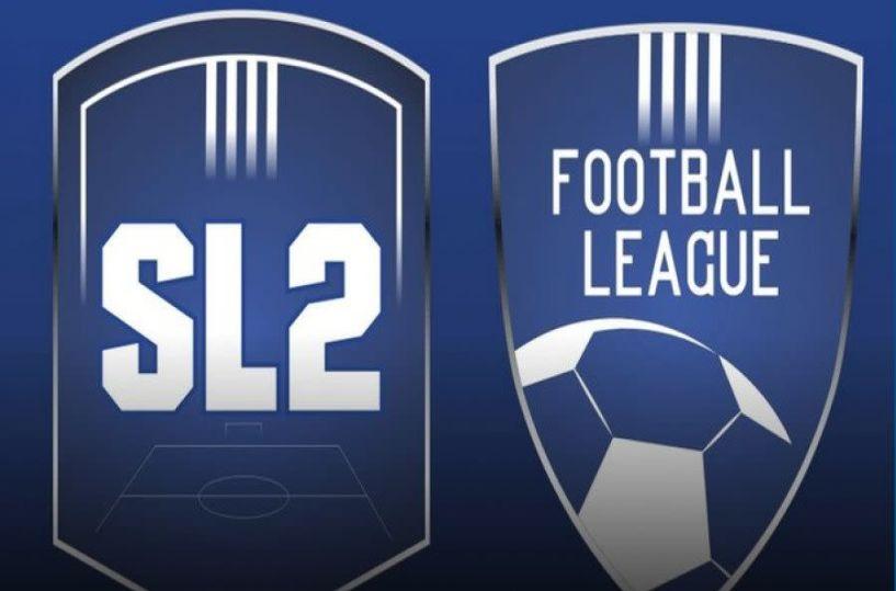 Αυτό είναι το πρόγραμμα της πρεμιέρας για SL2 και της FL