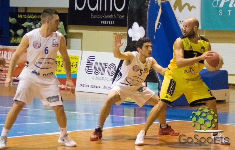 Μπάσκετ Γ' Εθνικής. Σημαντική νίκη του ΑΟΚ Βέροιας 61-53 την Νικόπολη