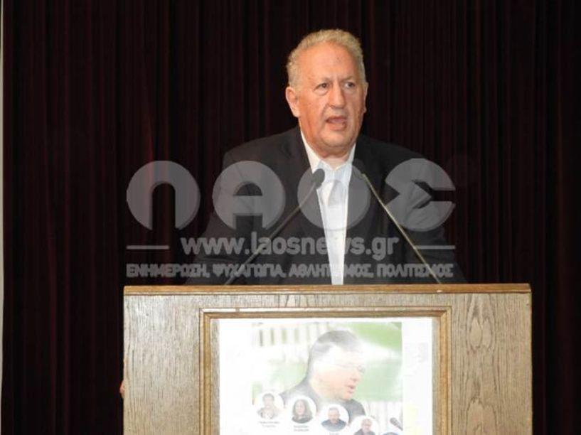 Κ. Σκανδαλίδης στην εκδήλωση του ΚΙΝ.ΑΛ. στη Βέροια:  «Ο δρόμος γι' αυτή την παράταξη δεν έχει θάνατο, έχει αναγέννηση» (Φωτό)