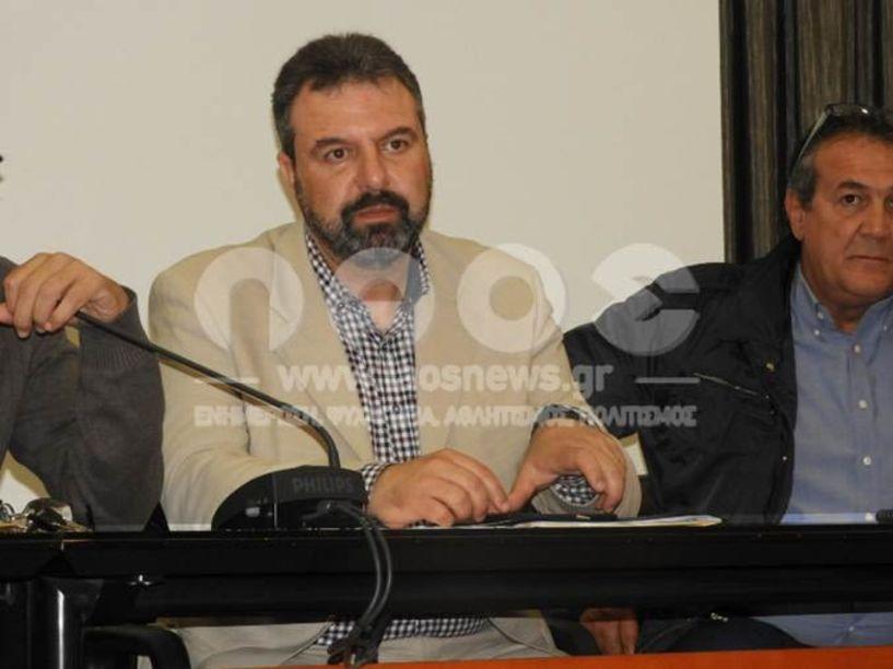 Στην Ημαθία χθες ο Υπουργός Στ. Αραχωβίτης και ο Πρόεδρος του ΕΛΓΑ  - Συσκέψεις σε Μελίκη, Βέροια και Νάουσα για τις ζημιές στις παραγωγές του Νομού