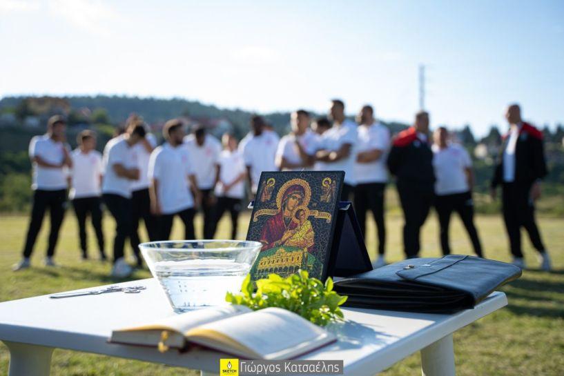 Τελέστηκε στο Σέλι ο αγιασμός του Φίλιππος Βέροιας (Φωτό)