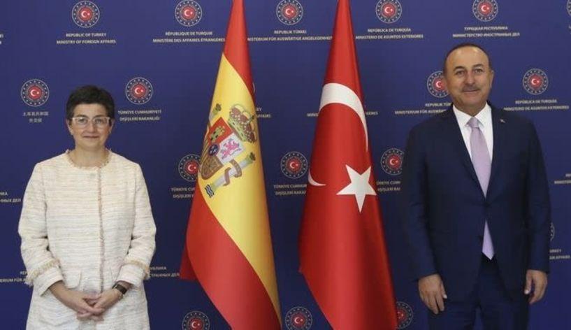 Η ισπανίδα ΥΠΕΞ εκνεύρισε τον Τσαβούσογλου: