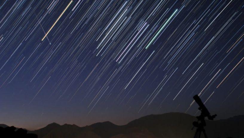 Έρχεται η εντυπωσιακότερη βροχή αστεριών