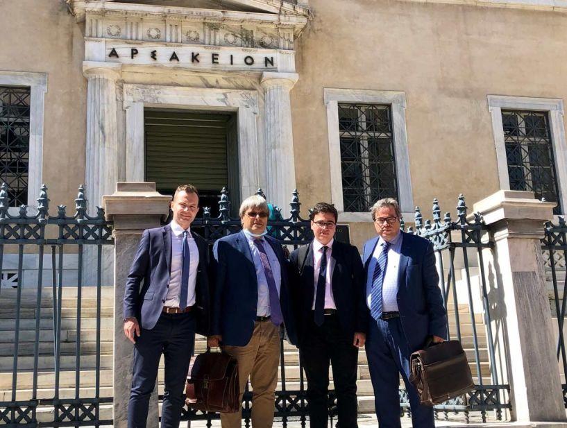 Εκδικάστηκε η αίτηση ακύρωσης του Αντώνη Μαρκούλη και του Κωσταντίνου Τροχόπουλου