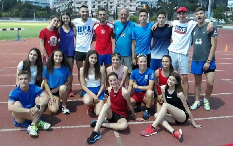 Ικανοποίησαν με τις διακρίσεις τους οι νεαροί Βεροιώτες  στον νυχτερινό Ημιμαραθώνιο της Θεσ/νικης