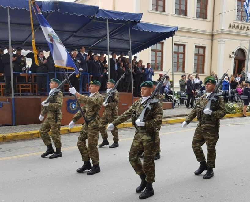 Επετειακές εκδηλώσεις για την 25η Μαρτίου στη Βέροια