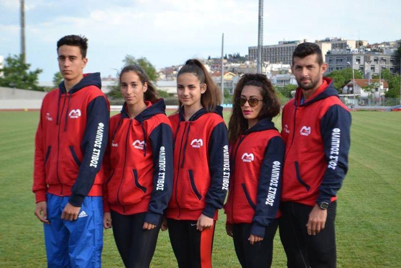 Τρίτος ο Φίλιππος Βέροιας στο Διασυλλογικό Πρωτάθλημα Συνθέτων αγωνισμάτων