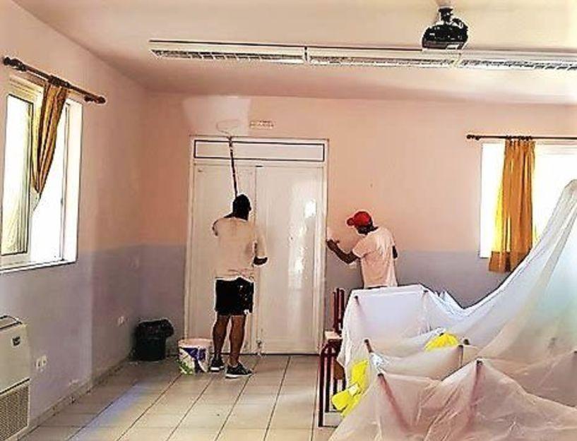 Εργασίες συντήρησης Δημοτικών και Σχολικών κτιρίων του Δήμου Αλεξάνδρειας