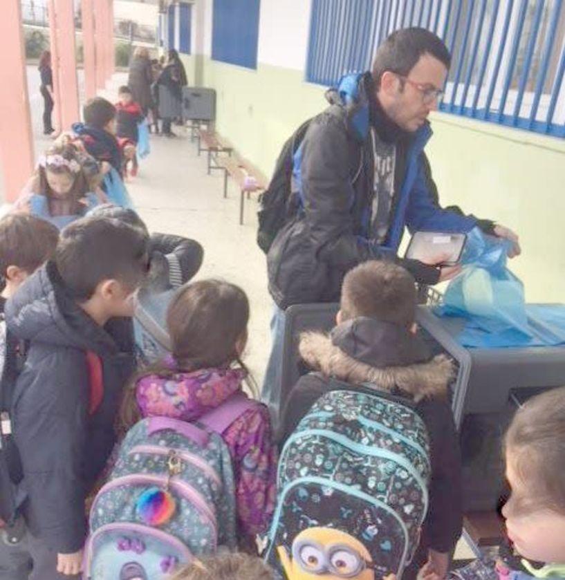 Ξεκίνησε το πρόγραμμα  σχολικών γευμάτων  σε 15 Δημοτικά Σχολεία της Βέροιας