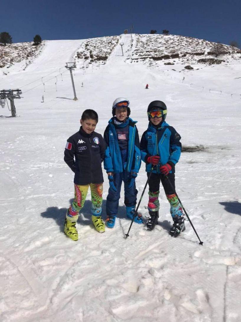 Διακρίσεις του ΣΧΟΒ στο Πανελλήνιο Πρωτάθλημα Σκι Δρόμων Αντοχής - Συμμετοχή αθλητών σε αγώνες Αλπικού Σκι