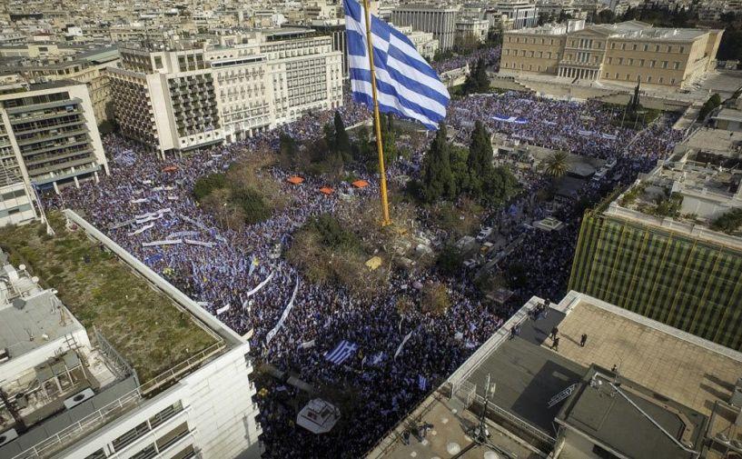 Συλλαλητήριο για τη Μακεδονία: Πάνω από 3.000 λεωφορεία από Β. Ελλάδα