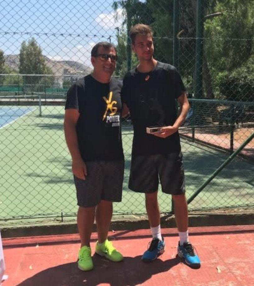 Πρωταθλητής Ελλάδας ο Δημοσθένης Ταραμονλής