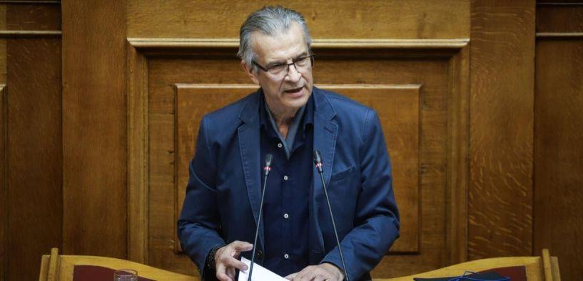 Στερνό αντίο στον Τάσο Κουράκη από τον ΣΥΡΙΖΑ Ημαθίας