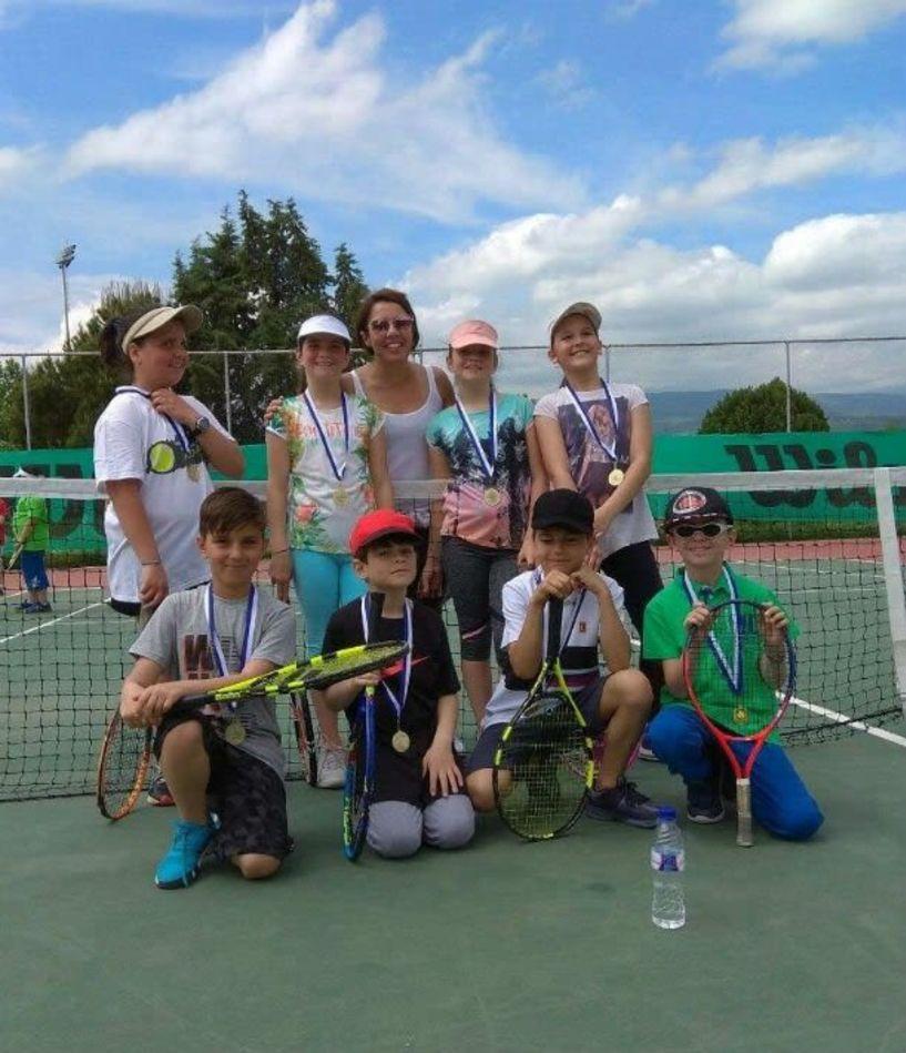 Νέες επιτυχίες για τους αθλητές του Ομίλου Αντισφαίρισης «Αλέξανδρος»