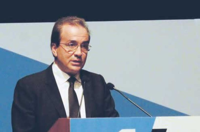 Υποψήφιος  για τον ΣΕΒΕ  ο Στέλιος Θεοδουλίδης