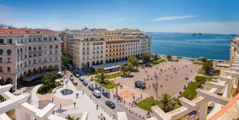 Άρωμα Χόλυγουντ στη Θεσσαλονίκη! - Τζιτζικώστας «Μην απορήσετε αν πίνετε καφέ δίπλα από αστέρες του Χόλιγουντ»
