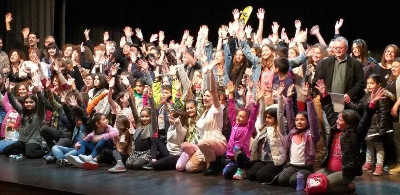 ΔΗ.ΠΕ.ΘΕ. ΒΕΡΟΙΑΣ:  400 παιδιά και ενήλικες στα Τμήματα θεατρικής υποδομής, παρουσιάζουν 22 παραστάσεις μέσα στο 2019