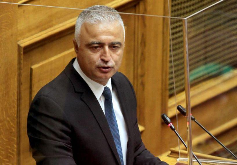 Λάζαρος Τσαβδαρίδης: Nα αρθεί η προϋπόθεση της μη κατάθεσης πινακίδων κυκλοφορίας για την αποζημίωση τουριστικών γραφείων και τουριστικών επιχειρήσεων