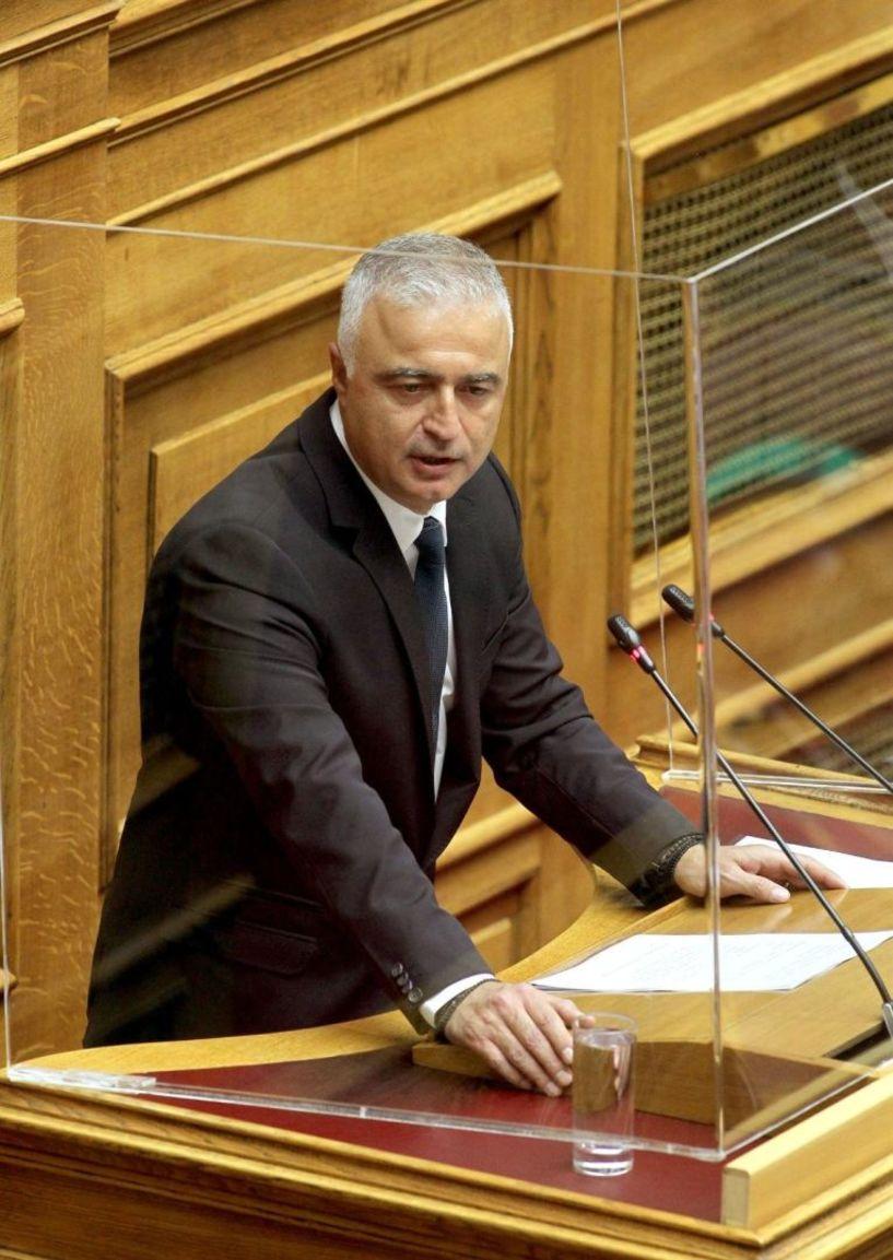 Λάζαρος Τσαβδαρίδης: «Κρείττον του λαλείν το σιγάν κ. Καρασαρλίδου»