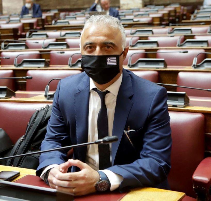 Ευχές του βουλευτή Λάζαρου Τσαβδαρίδη για  την έναρξη της νέας σχολικής χρονιάς