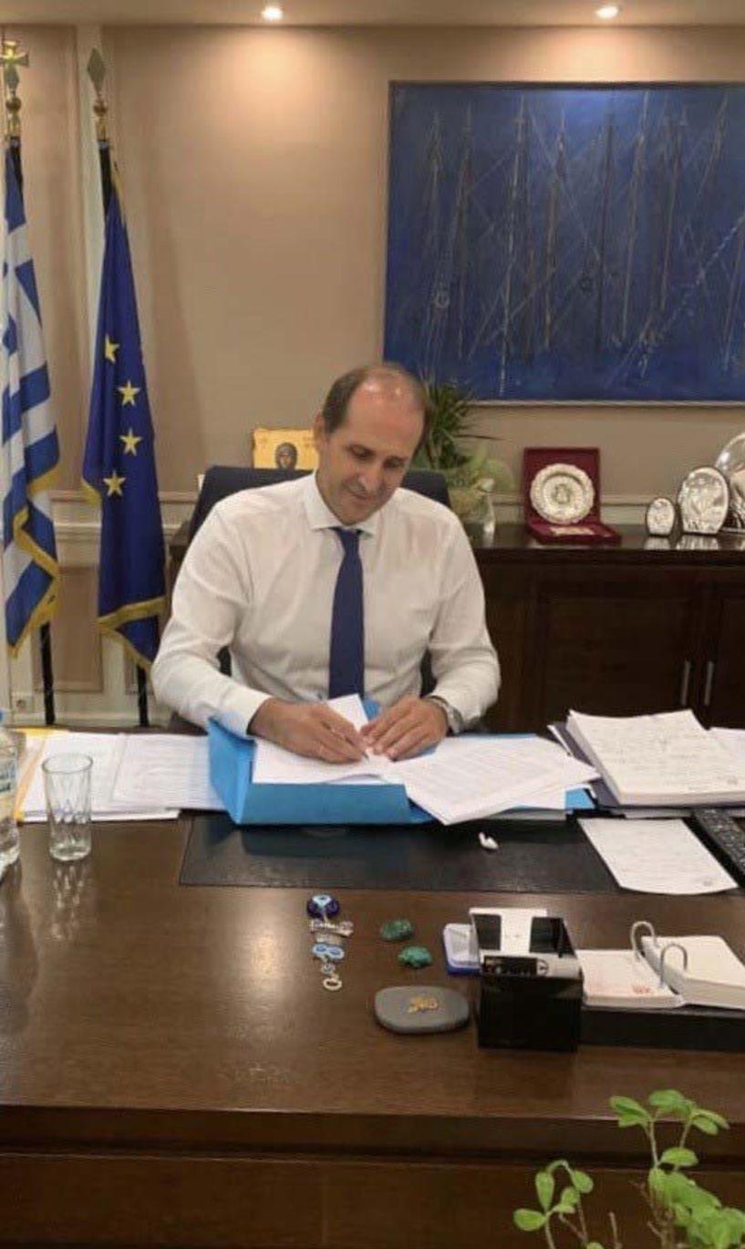 Απ. Βεσυρόπουλος: «Το δίκτυο φυσικού αερίου έρχεται στην Ημαθία, η αρχή γίνεται από την Αλεξάνδρεια και ακολουθεί η Βέροια»
