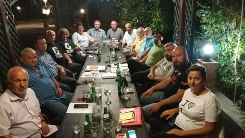 Η Εύξεινος Λέσχη Βέροιας φιλοξένησε επισκέπτες του απόδημου Ελληνισμού από τον Καναδά