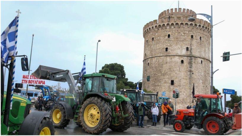 Αγροτικό συλλαλητήριο μπροστά στη ΔΕΘ την 1η Φεβρουαρίου - Ρίζος Μαρούδας: