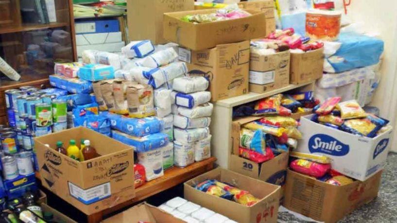 TEBA: Ξεκινάει η επισιτιστική βοήθεια σε ωφελούμενους των Δήμων Βέροιας και Νάουσας