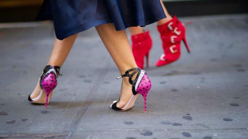 Ποια παπούτσια είναι καλύτερα για τα πόδια μου;