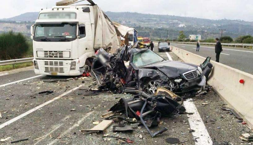 Μειώθηκαν τα θανατηφόρα ατυχήματα τον Δεκέμβριο στην Κεντρ. Μακεδονία  - Στατιστικά στοιχεία από την Περιφερειακή Αστυνομική Διεύθυνση