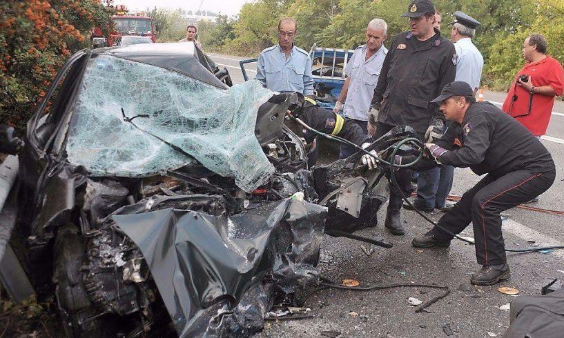 Εφτά νεκροί, δύο βαριά τραυματίες και 9.354 παραβάσεις το Σεπτέμβριο στην Κεντρική Μακεδονία!
