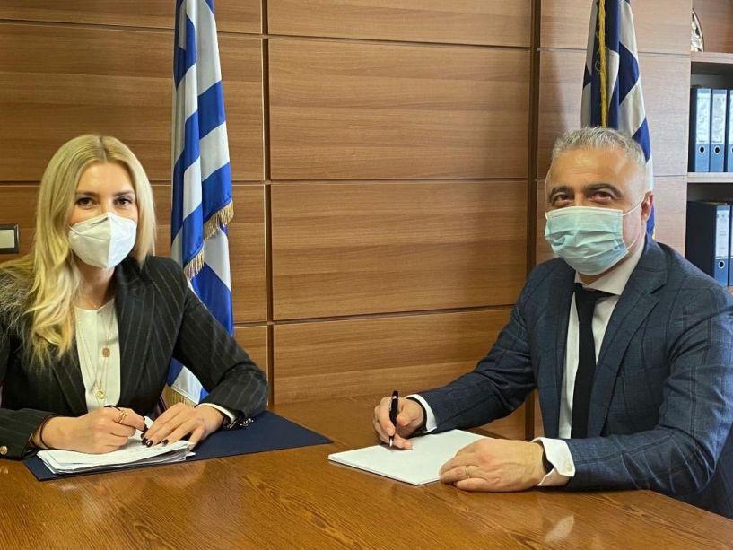 Λάζαρος Τσαβδαρίδης: Ζήτησε την συνδρομή του Υπουργείου για την έγκαιρη κατάθεση πρότασης της Τ.Κ. Κλειδίου στο Επιχειρησιακό Πρόγραμμα «Αλιεία και Θάλασσα»
