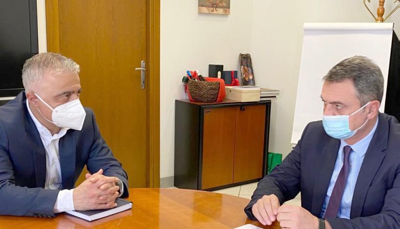 Την αντιμετώπιση της πανδημίας ζήτησε ο Λ. Τσαβδαρίδης από τους Διοικητές της 3ης και 4ης ΥΠΕ