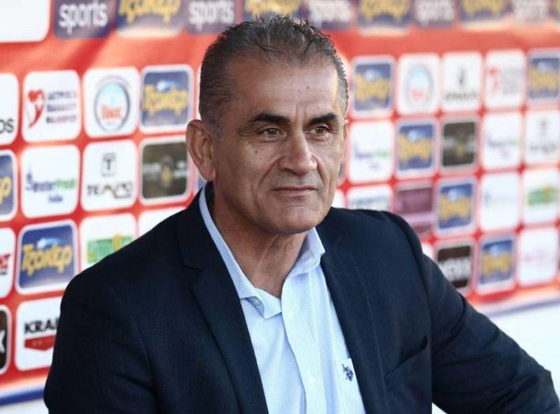 Γιώτης Τσαλουχίδης: «Ας σταματήσουν τα πρωταθλήματα της SL1 και SL2 αν υπάρχει αλληλεγγύη»