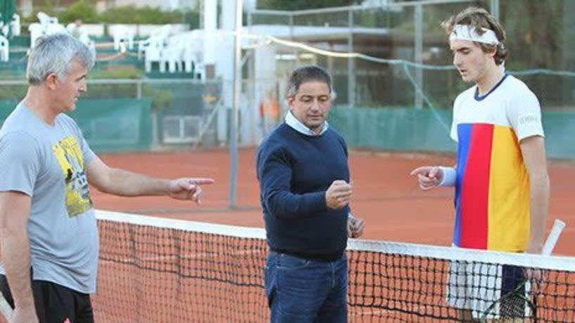 Νέα διοίκηση στην Γ Ένωση Σωματείων Αντισφαίρισης Κεντροδυτικής Μακεδονίας. Πρόεδρος ο κ. ΤσαρκνΙάς Π